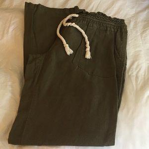 Roxy linen  pant